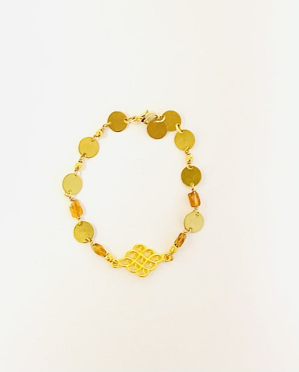 Citri Bar Bracelet