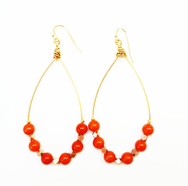 Adin Earrings - MINU Jewels