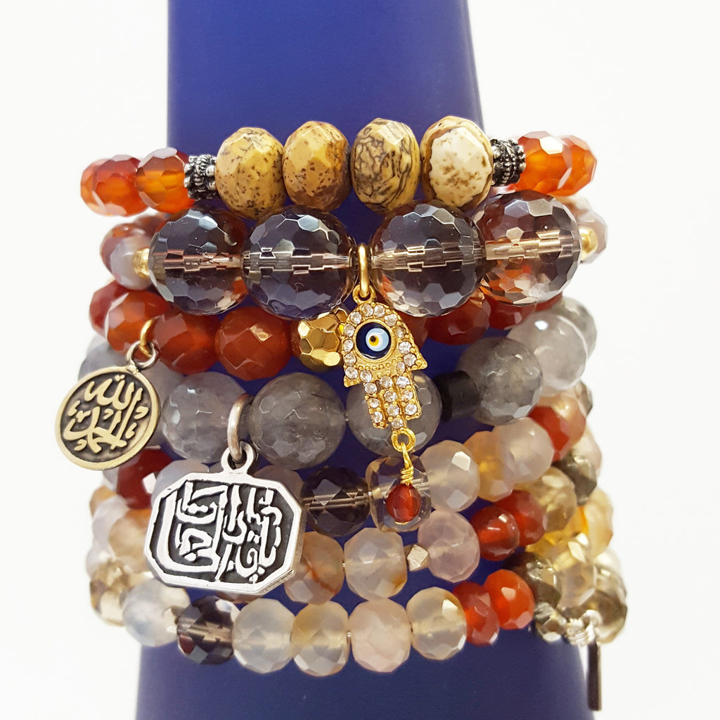 Fall Stack - MINU Jewels - 1