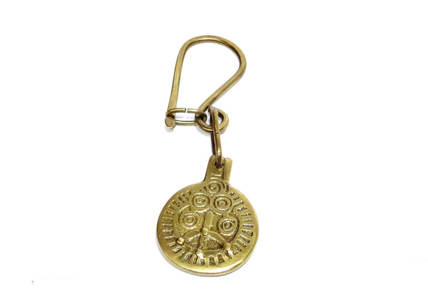 Nubian Key Chain - MINU Jewels
