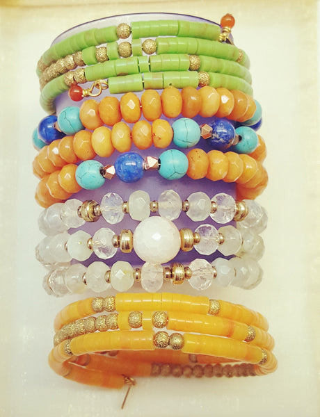 Spring Stack - MINU Jewels - 1
