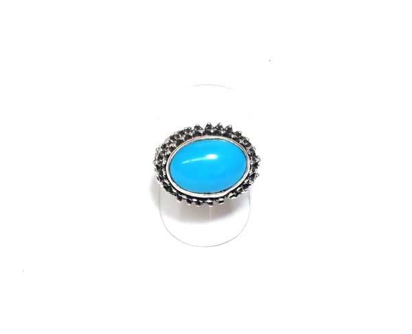 Turquoise Cocktail Ring - MINU Jewels - 1