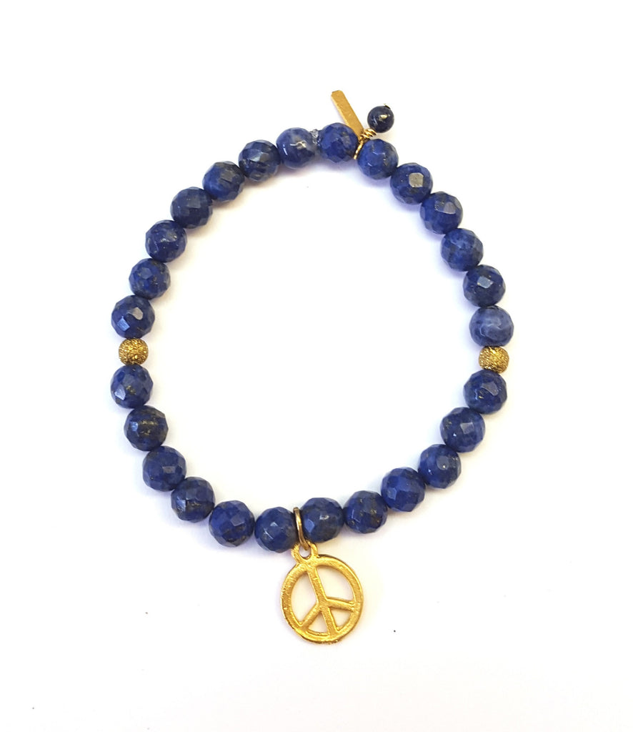Lapis Peace - MINU Jewels
