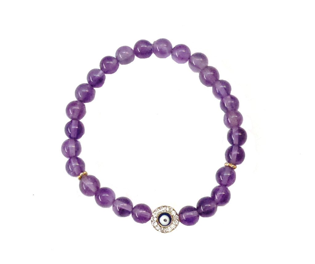 Amethyst Eye - MINU Jewels