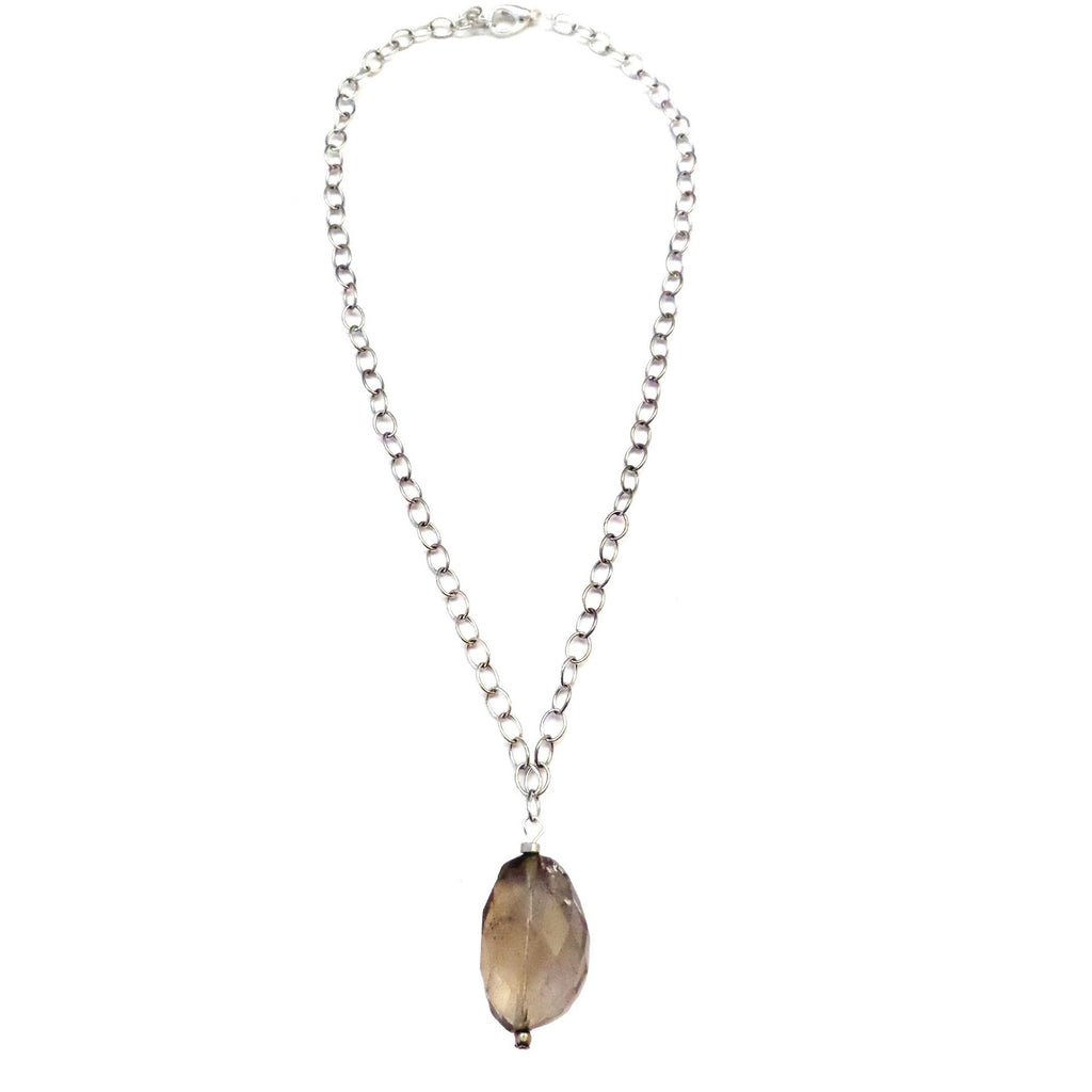 Smokey Quartz Love - MINU Jewels
