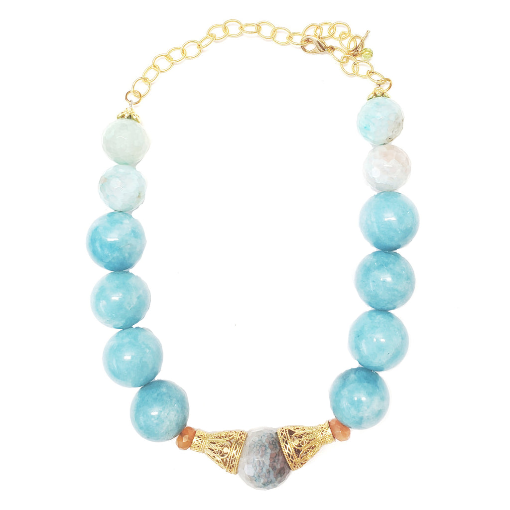 Lagos Necklace - MINU Jewels
