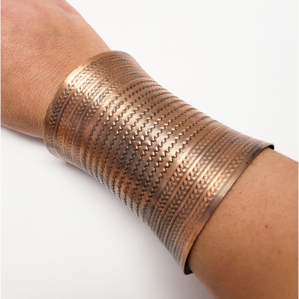 Copper Cuff - MINU Jewels
