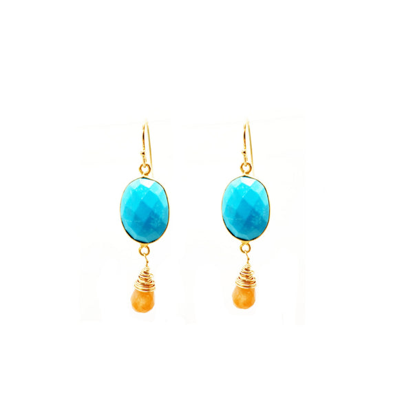Adalla Earrings - MINU Jewels
