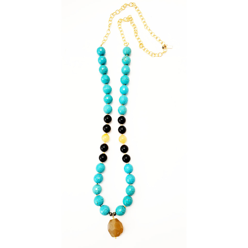 Psarou Long Necklace