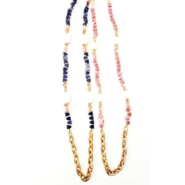 Aliana Long Necklace - MINU Jewels