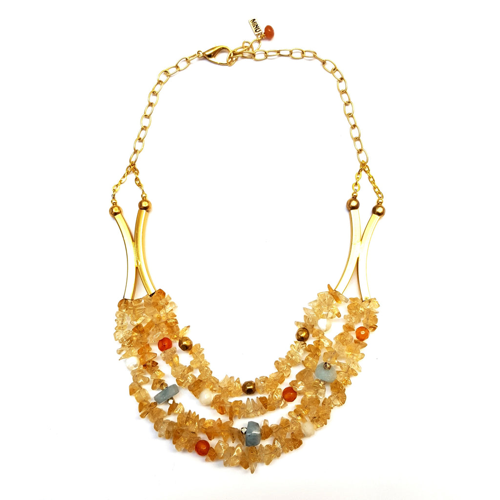 Dava Necklace