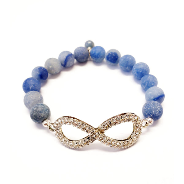 INFINITY BRACELETS - Colors Available