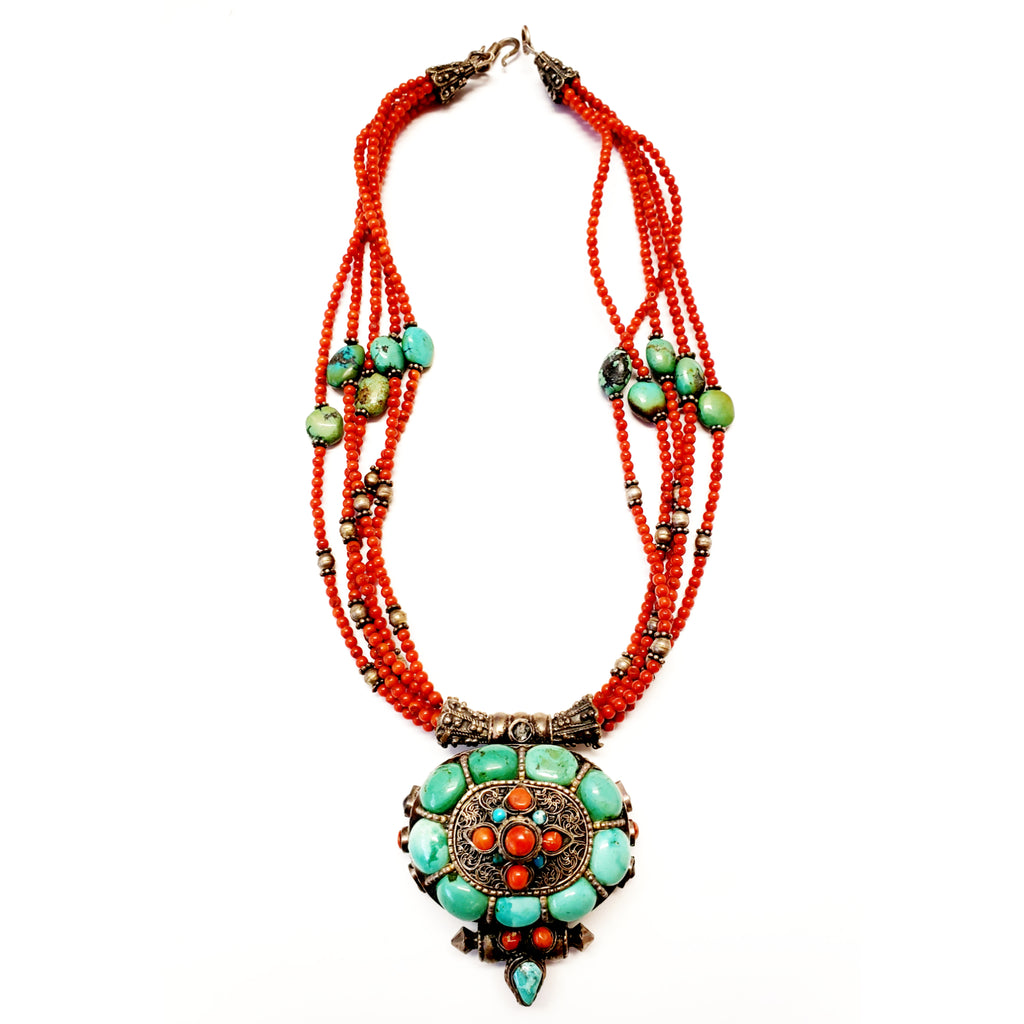 Farida Necklace