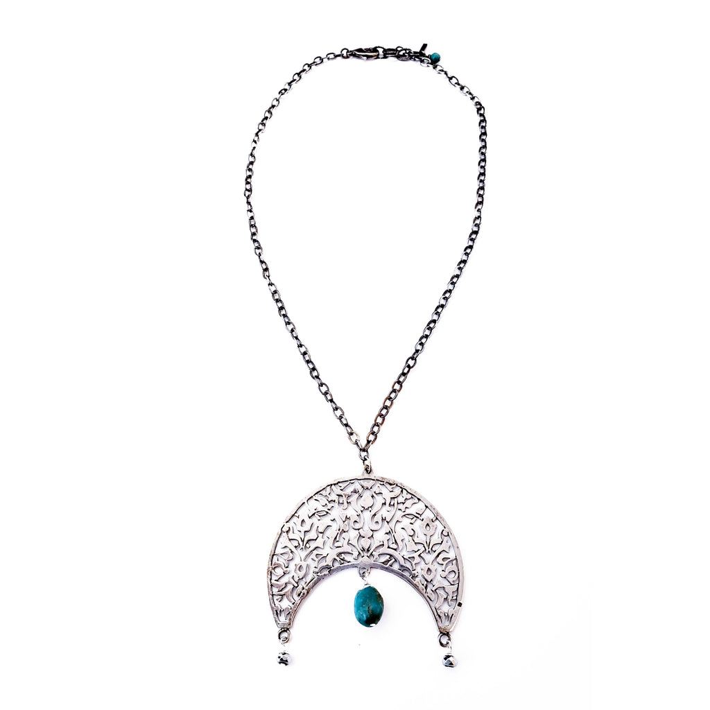 Half-Moon Necklace LG