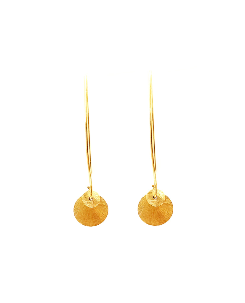 Caila Long Earrings