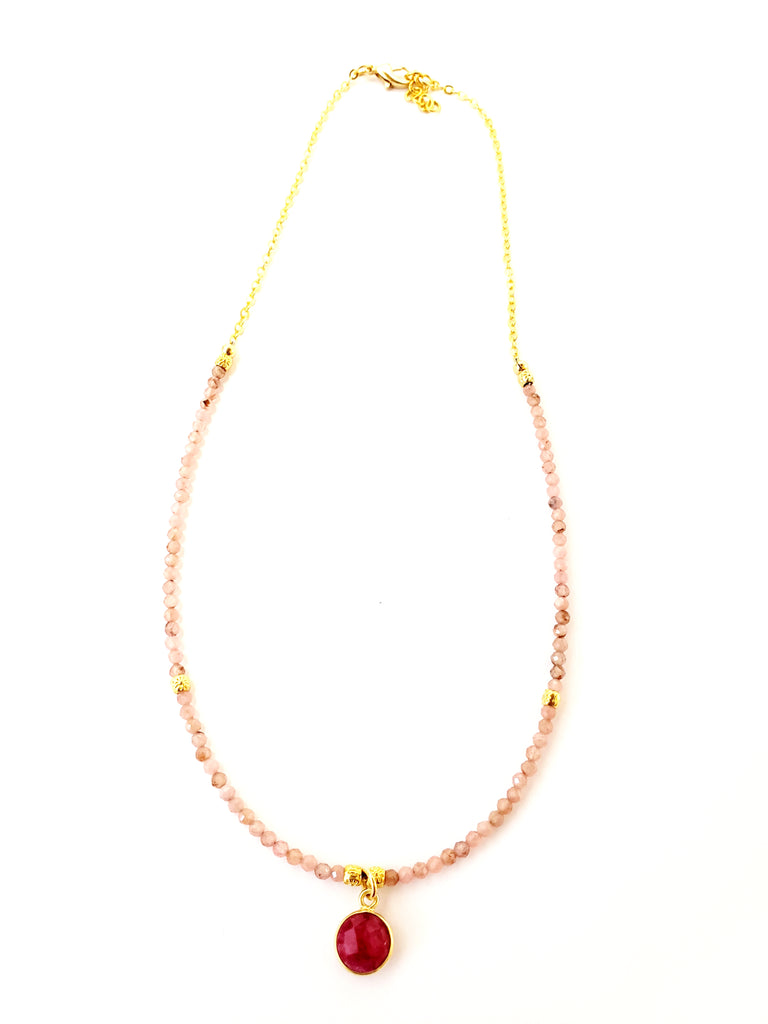Rubi Necklace
