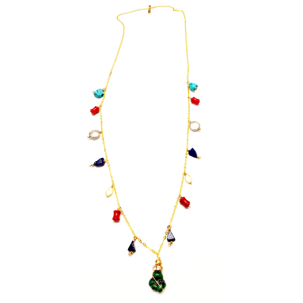 Colores Necklace