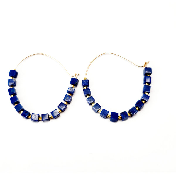 Egipta Hoops - MINU Jewels