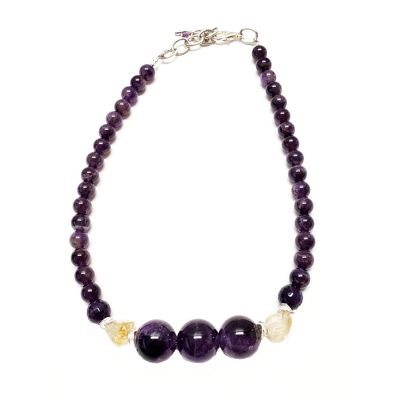 Amethyst Love - MINU Jewels