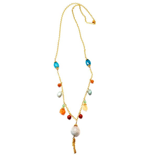 Neos Necklace - MINU Jewels