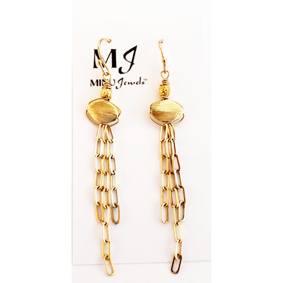 Ceva Earrings
