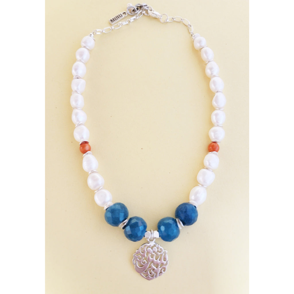 Perla Sea Necklace