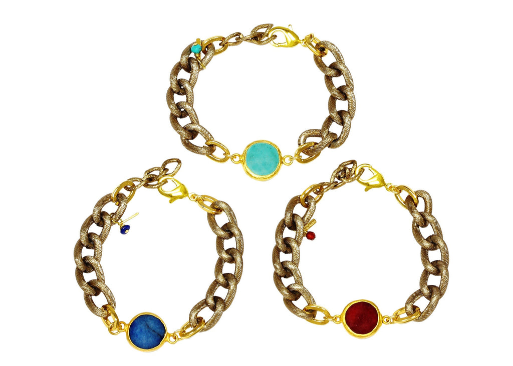 Button Bracelet - MINU Jewels - 1