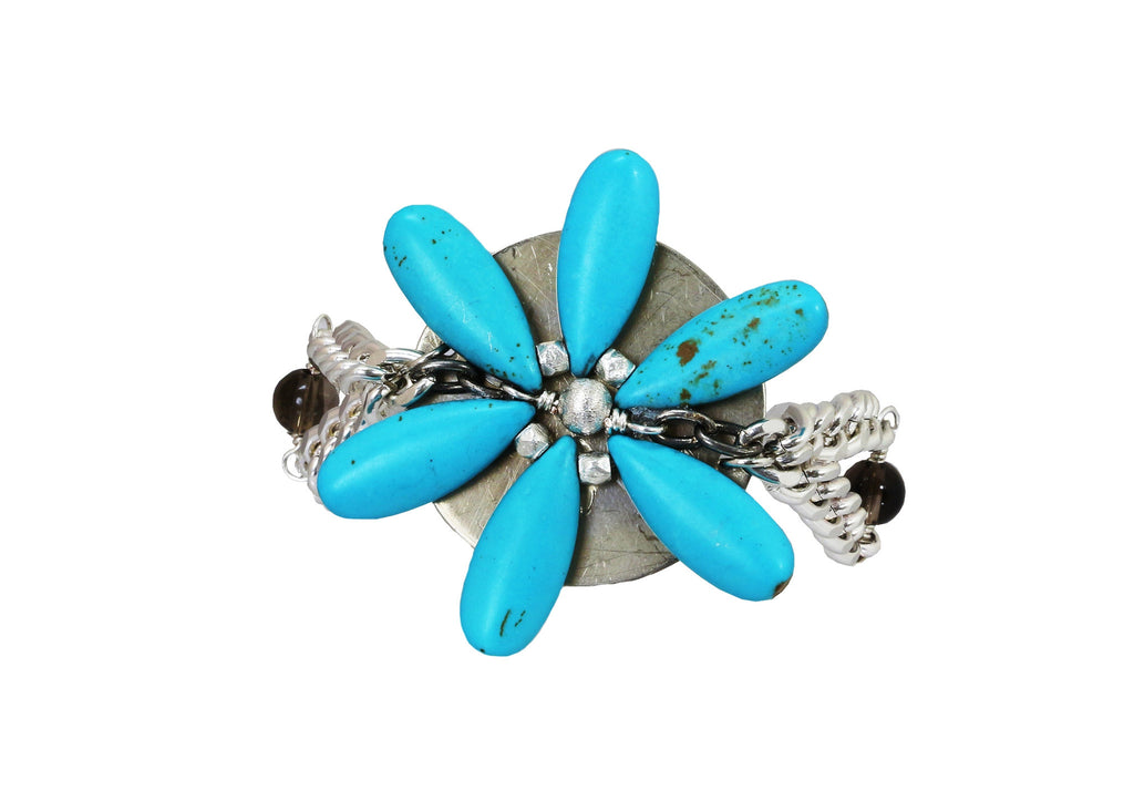 Leja Flower Bracelet - MINU Jewels - 1