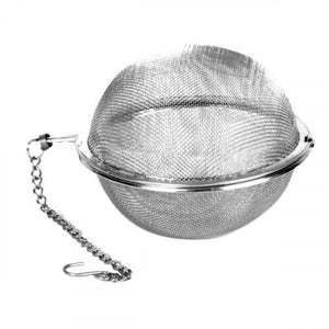"2"" Stainless Steel Mesh Ball Tea & Spice Infuser"
