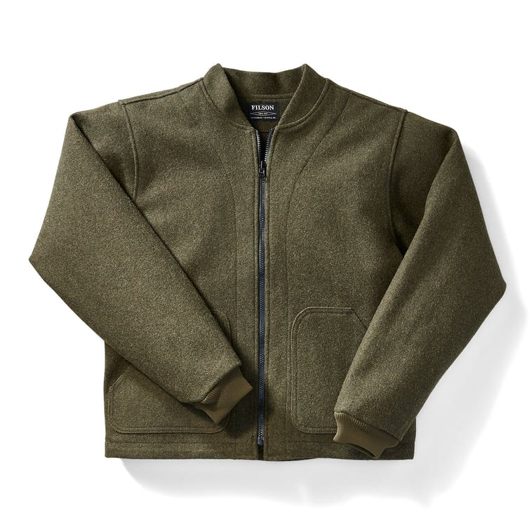 Filson Wool Jacket Liner 10036
