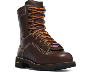 "Danner Quarry USA 8"" Gore-Tex Work Boot 17305"