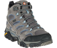 Merrell Women's Moab 2 MOTHER OF ALL BOOTS™ Mid Waterproof Style J06054