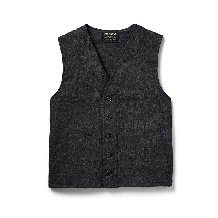 Filson MACKINAW WOOL VEST NO. 11010055