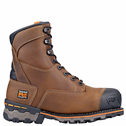 "TIMBERLAND PRO® BOONDOCK 8"" COMP TOE WORK BOOTS Style 92671214"