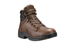 "TIMBERLAND PRO® TITAN® Men's 6"" SOFT TOE WORK BOOTS STYLE 24097214"