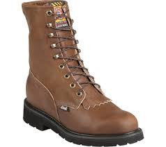 Justin Original Work Boots 794 Double Comfort