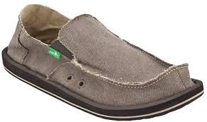 Sanuk Vagabond for Men Brown SMF1001