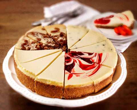 Gourmet Cheesecake Assortment