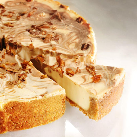 Turtle Cheesecake 2lbs