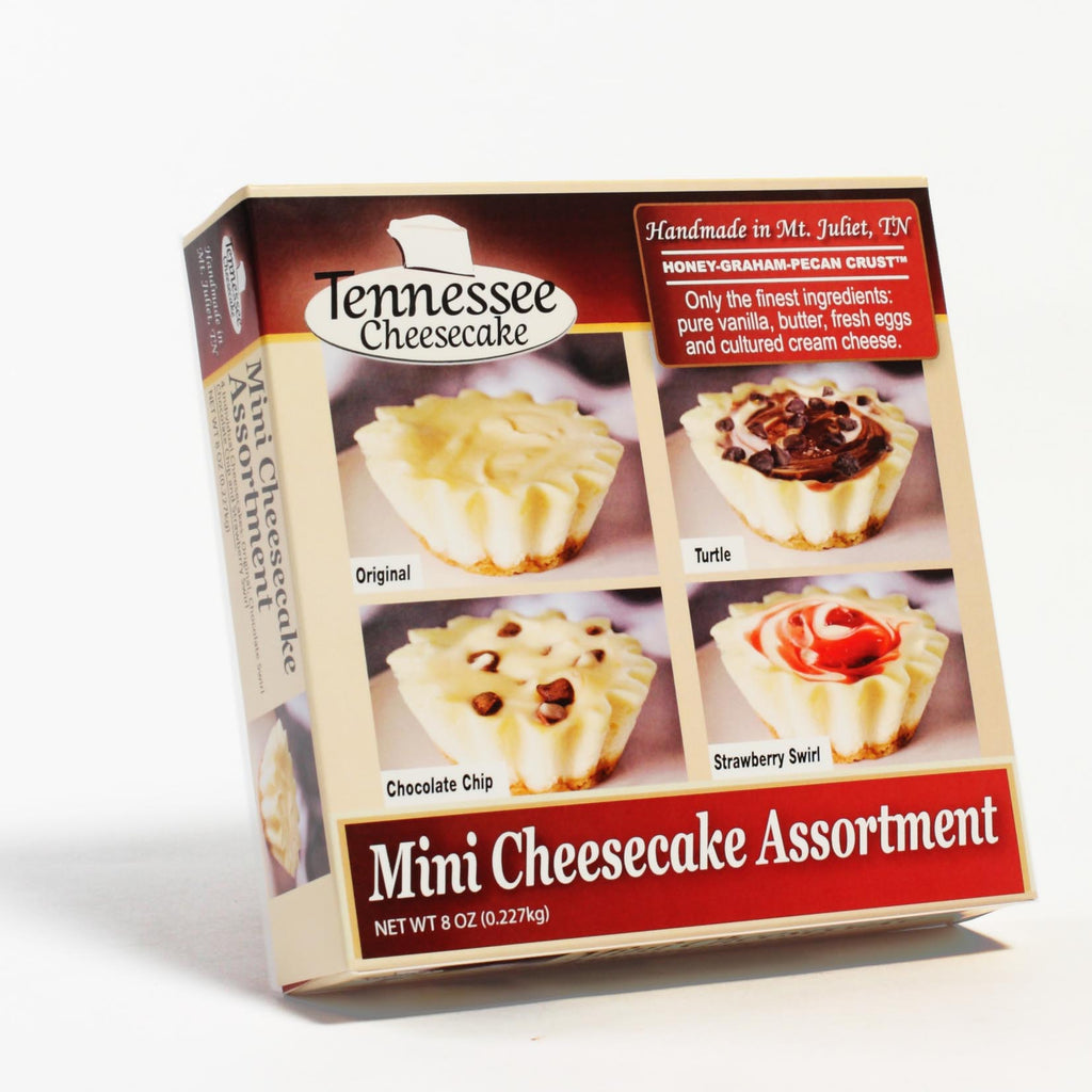 Mini Cheesecake  Gourmet Assorted (20ea)