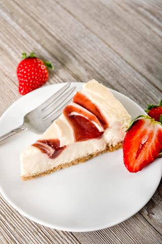 Strawberry Swirl Cheesecake 2lbs