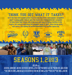 VGHS Seasons 1-3 Combo Pack