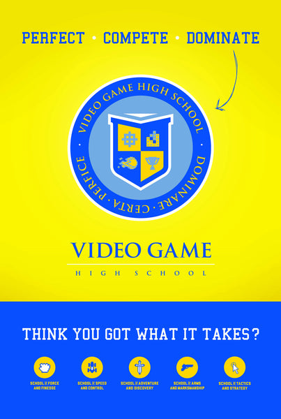 "VGHS School Poster 11""x17"""