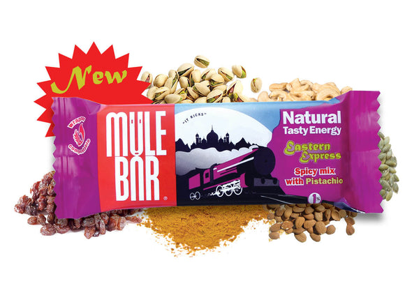 mulebar, energy bar, savoury, curry, spice, salt, tasty, new flavour energy bar, made in uk