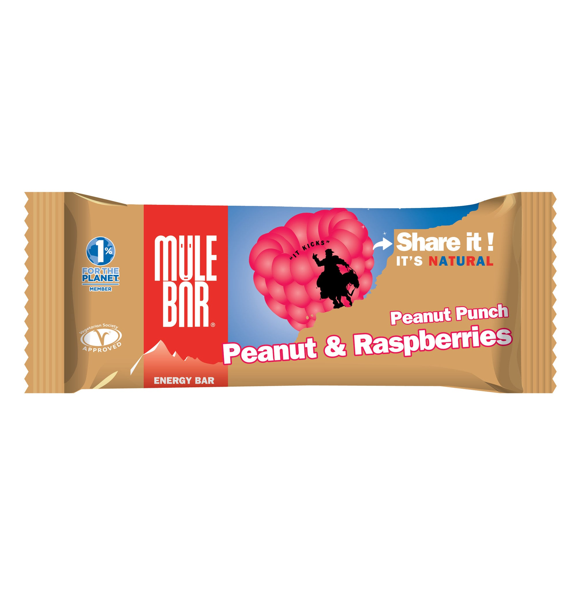 Peanut Punch energy bar - box of 30