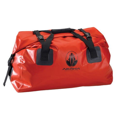 Akona Dry Duffel Red Bag