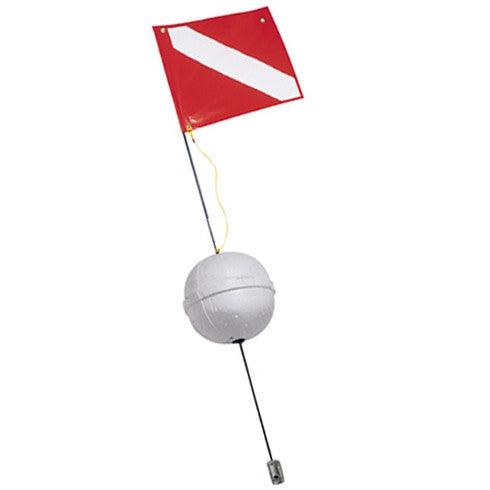 Dive Flag and Float 4'