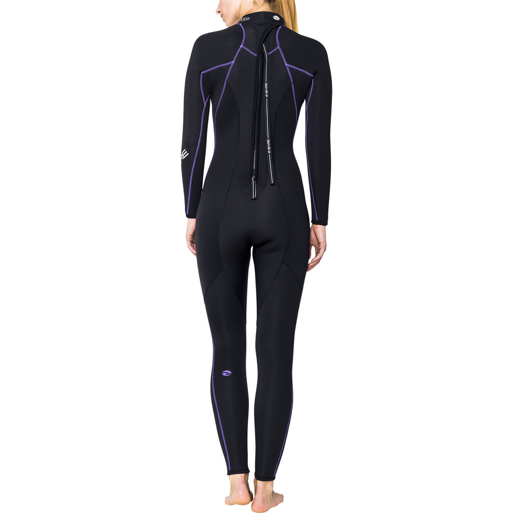 Bare 5mm Women's Nixie Full Suit