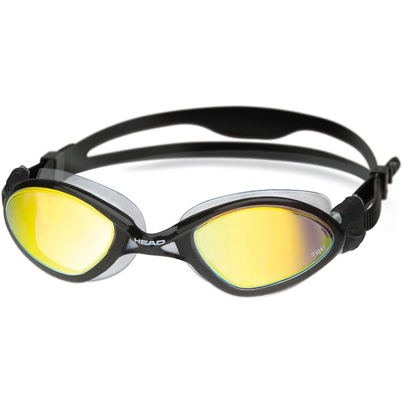 Head Tiger LSR+ Mirrored Adult Swim Goggles