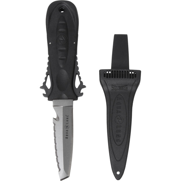 Squeeze Lock Knife